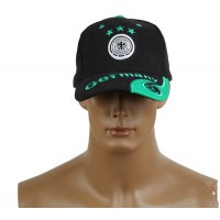 2014 Brazil World Cup Soccer Germany Black Snapback Hat