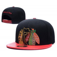 NHL Chicago Blackhawks Stitched Snapback Hats 001