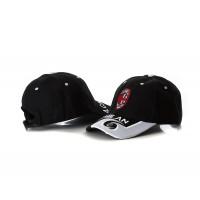 AC Milan Black Soccer Hat
