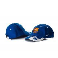 Barcelona Blue Soocer Hat