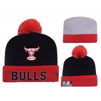 Chicago Bulls 2016 New Beanies Knit Winter Hat