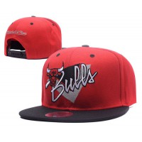 Chicago Bulls Triangle Offense Snapback Hats
