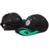 German Black Soccer Hat