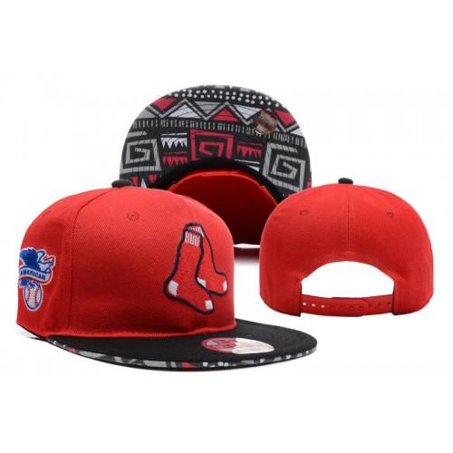4bcd15e58bb MLB Boston Red Sox Snapback Hats 09