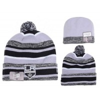 NBA Los Angeles Kings Logo Stitched Knit Beanies 01