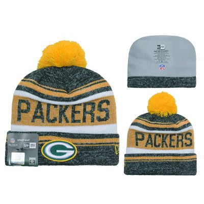 1feab48e3ca NFL Green Bay Packers Logo Stitched Knit Beanies 795