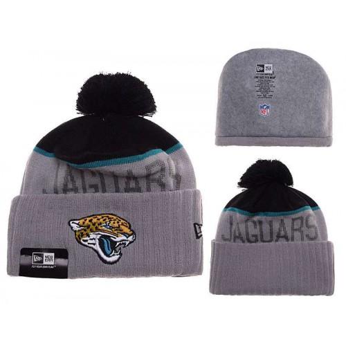 36a6e4f8d NFL Jacksonville Jaguars Logo Stitched Knit Beanies 02