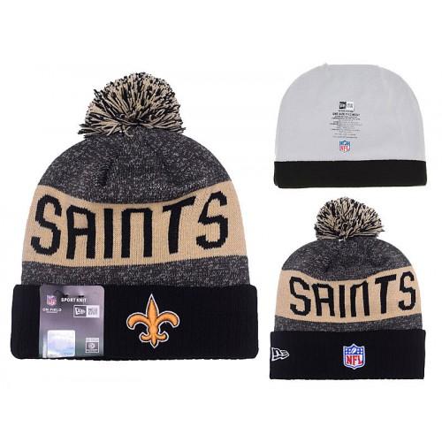 e74732e2645 NFL New Orleans Saints Logo Stitched Knit Beanies 409