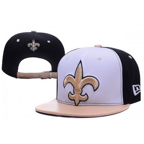 competitive price f61b6 e4aa4 NFL New Orleans Saints Snapback Hats 119