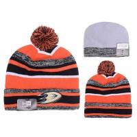 NHL Anaheim Ducks Logo Stitched Knit Beanies 02
