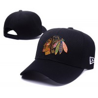 NHL Chicago Blackhawks Adjustable Hat 44