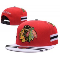 NHL Chicago Blackhawks Stitched Snapback Hats 002