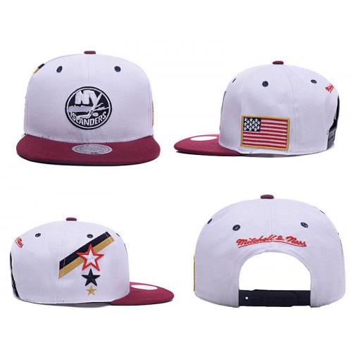 061a724b7af NHL New York Islanders Snapback Hats 03