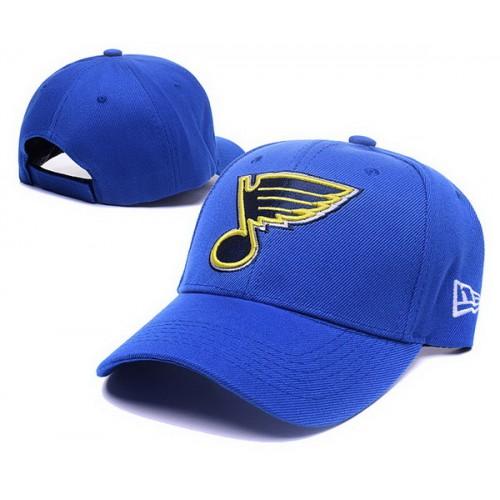 NHL St  Louis Blues Adjustable Hat 03
