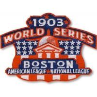 1903 Boston (Red Sox) MLB World Series Championship Jersey Patch