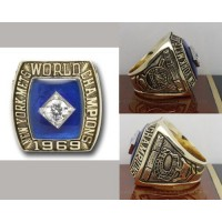 1969 Baseball Championship Rings New York Mets World Series Ring