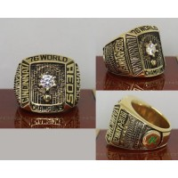 1976 Baseball Championship Rings Cincinnati Reds World Series Ring