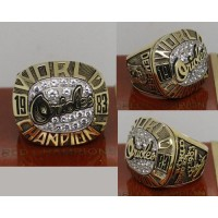 1983 Baseball Championship Rings Baltimore Orioles World Series Ring
