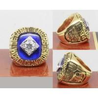 1984 Baseball Championship Rings Detroit Tigers World Series Ring