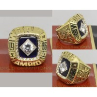 1986 Baseball Championship Rings New York Mets World Series Ring
