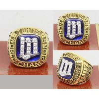 1987 Baseball Championship Rings Minnesota Twins World Series Ring