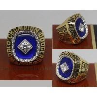1988 Baseball Championship Rings Los Angeles Dodgers World Series Ring