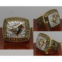 1992 Baseball Championship Rings Toronto Blue Jays World Series Ring