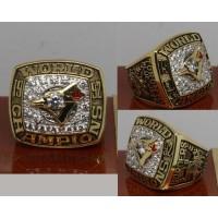 1992 Baseball Championship Rings Toronto Blue Jays World Series Ring
