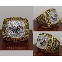 1993 Baseball Championship Rings Toronto Blue Jays World Series Ring