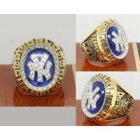 1998 Baseball Championship Rings New York Yankees World Series Ring