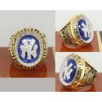 1998 Baseball Championship Rings New York Yankees World Series Ring