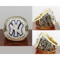 1999 Baseball Championship Rings New York Yankees World Series Ring