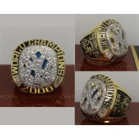2000 Baseball Championship Rings New York Yankees World Series Ring