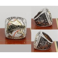 2003 Baseball Championship Rings Florida Marlins World Series Ring
