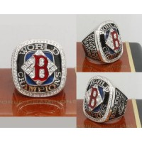 2004 Baseball Championship Rings Boston Red Sox World Series Ring
