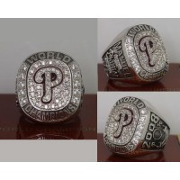 2008 Baseball Championship Rings Philadelphia Phillies World Series Ring