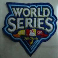 2009 World Series patch