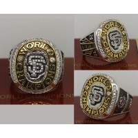 2010 Baseball Championship Rings San Francisco Giants World Series Ring