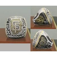 2014 Baseball Championship Rings San Francisco Giants World Series Ring