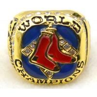 Baseball Boston Red Sox World Champions Gold Ring