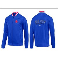 Baseball Boston Red Sox Zip Jacket Blue_1