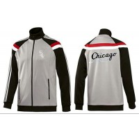 Baseball Chicago White Sox Zip Jacket Grey
