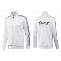 Baseball Chicago White Sox Zip Jacket White_1