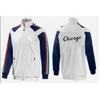 Baseball Chicago White Sox Zip Jacket White_2