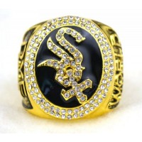 Baseball Chicago White sox World Champions Gold Ring