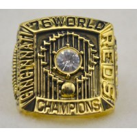 Baseball Cincinnati Reds World Champions Gold Ring_1