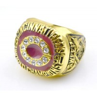 Baseball Cincinnati Reds World Champions Gold Ring_2