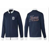 Baseball Detroit Tigers Zip Jacket Dark Blue