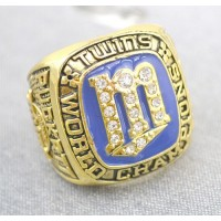 Baseball Milwaukee Brewers World Champions Gold Ring_1