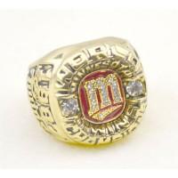 Baseball Milwaukee Brewers World Champions Gold Ring_2
